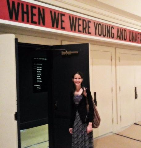 8 Young and Unafraid NYCC